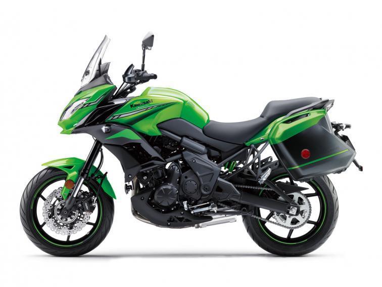 Kawasaki Versys 650 2019
