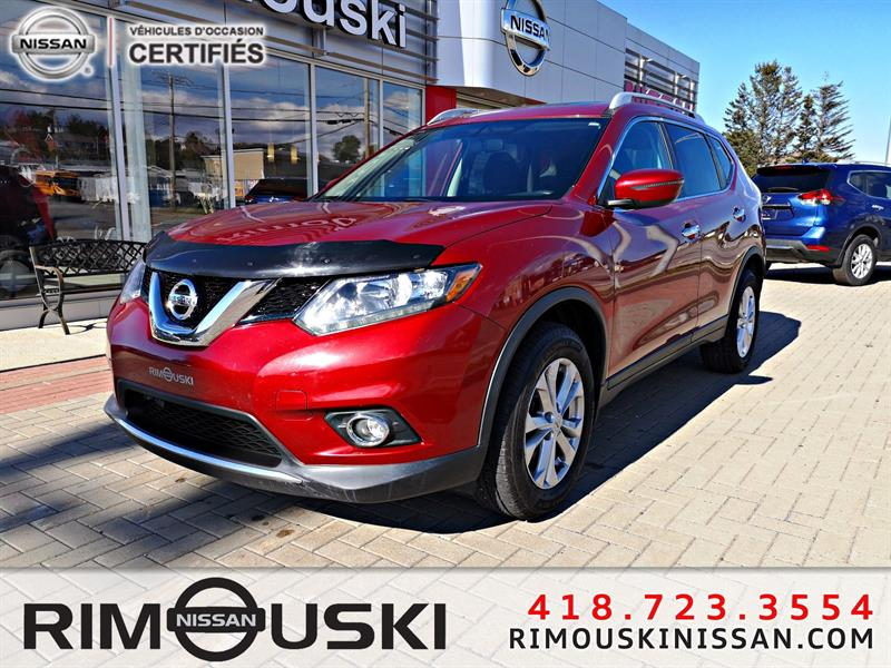 Nissan Rogue AWD 4dr SV **TOIT OUVRANT PANO 2016