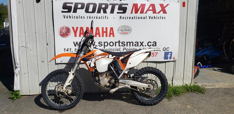 KTM 500 EXC 2012