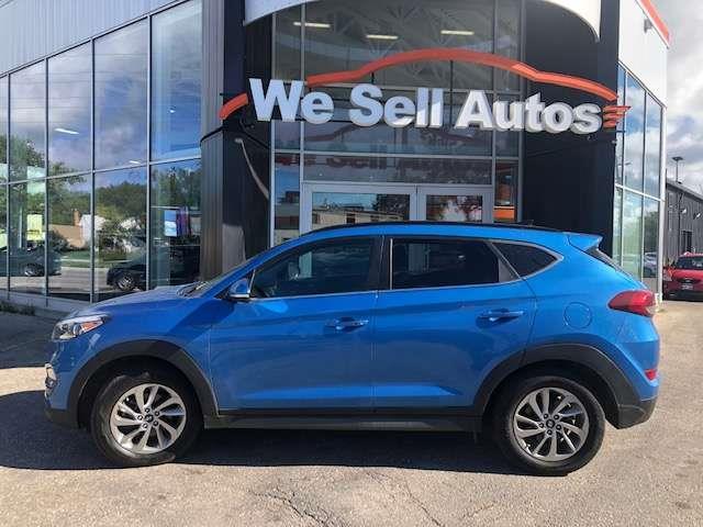 2016 Hyundai Tucson Luxury #16HT35975