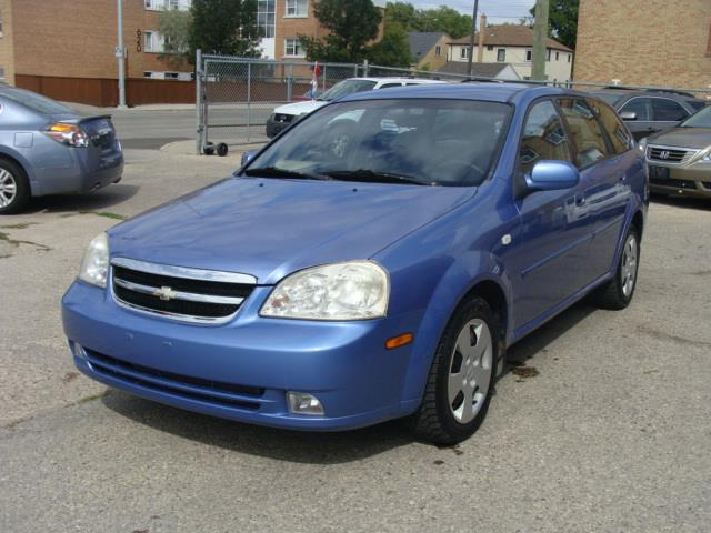 2006 Chevrolet Optra