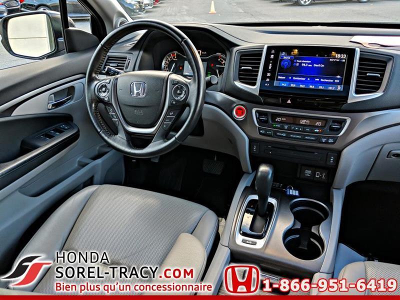 Honda Ridgeline 4