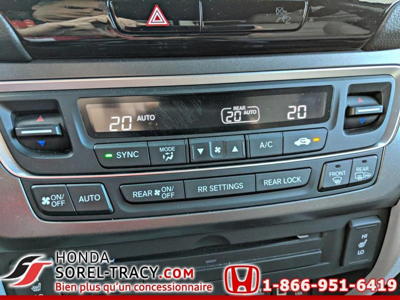 Honda Ridgeline 20