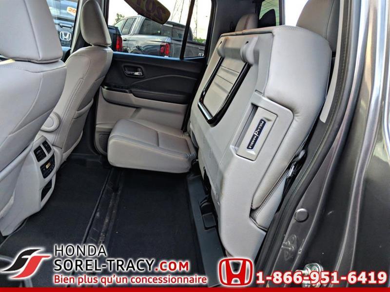 Honda Ridgeline 30