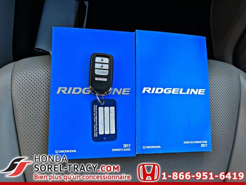 Honda Ridgeline 31