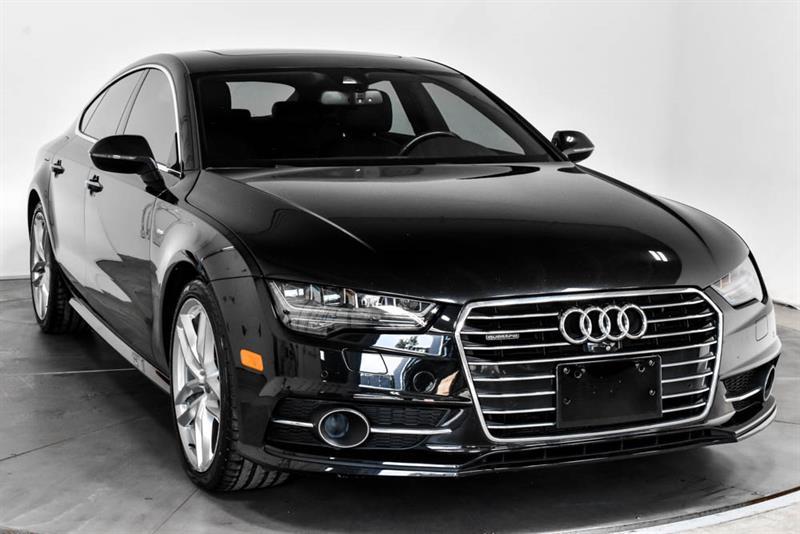 Audi A7 TECHNIK QUATTRO CUIR MAGS TOIT 2016
