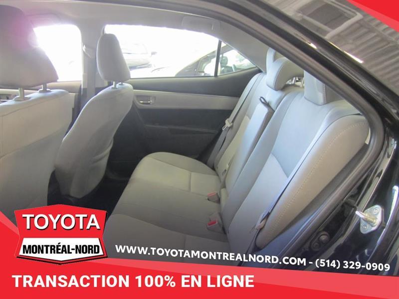 toyota Corolla 2015 - 11