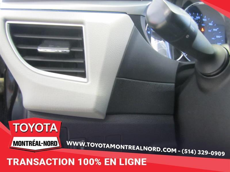 toyota Corolla 2015 - 22