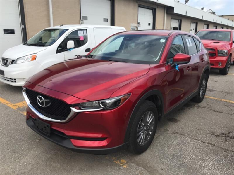 2018 Mazda CX-5 GS* Awd/Htd seats/B.tooth #24577