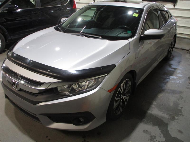 2016 Honda Civic Sedan 4dr CVT EX-T #GH101703A