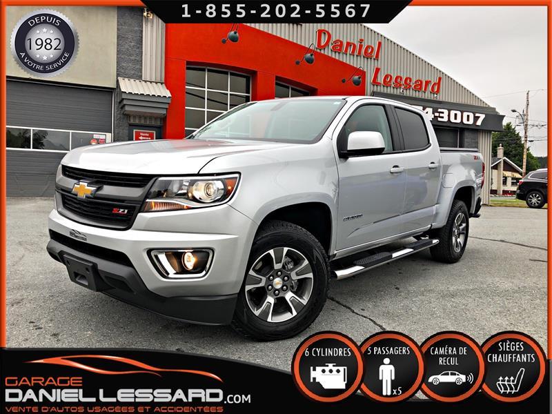 Chevrolet Colorado 2020 VENDU EN 1 JOUR ! CREW BOÎTE 5' #00287