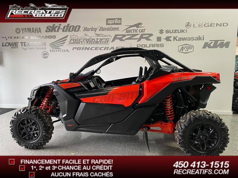 Can-am Maverick X3 2019