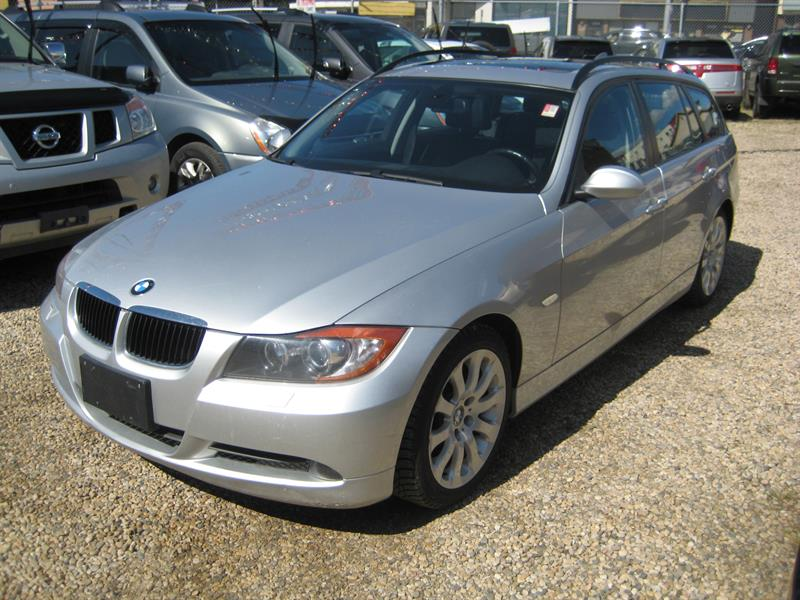 2007 BMW 3 Series Touring Wgn 328xi AWD #Z36196