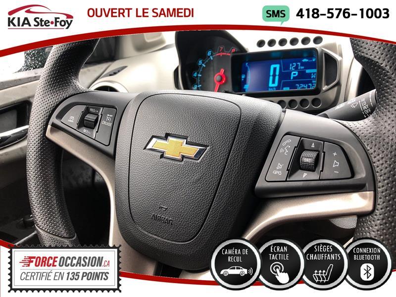 Chevrolet Sonic 17