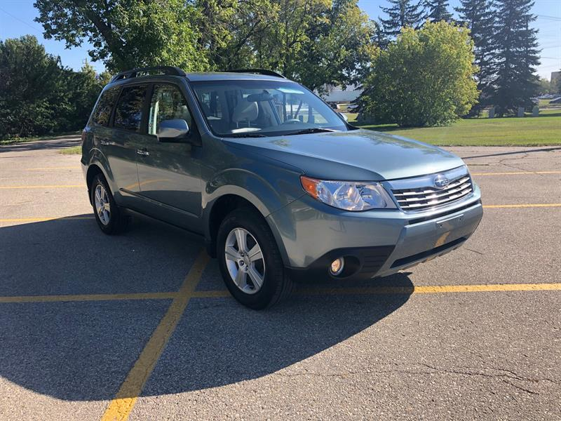 2009 Subaru Forester 2.5 X Touring Package #10179.0