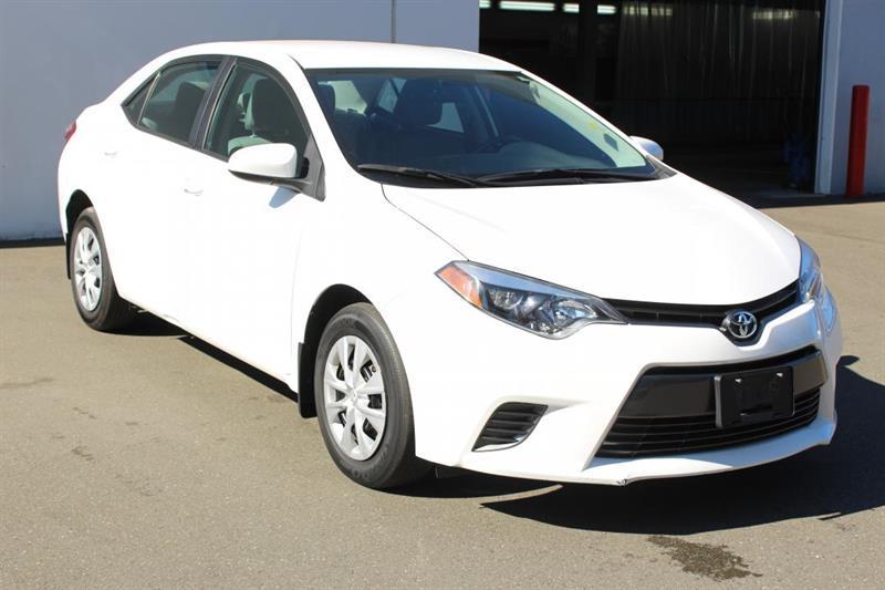 2015 Toyota Corolla LE - Bluetooth. A/C. #P2403 (KEY 64)