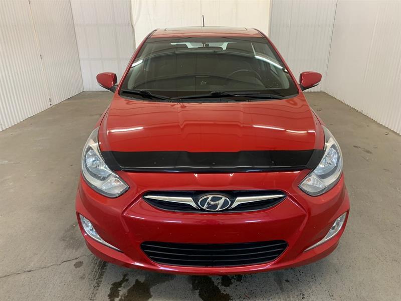 Hyundai Accent Hatchback 3