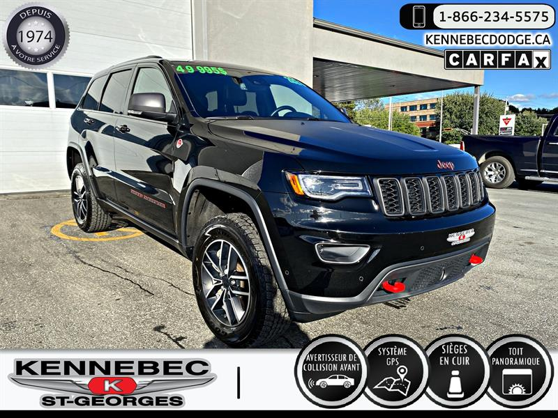 Jeep Grand Cherokee 2020 Trailhawk 4x4 #05334