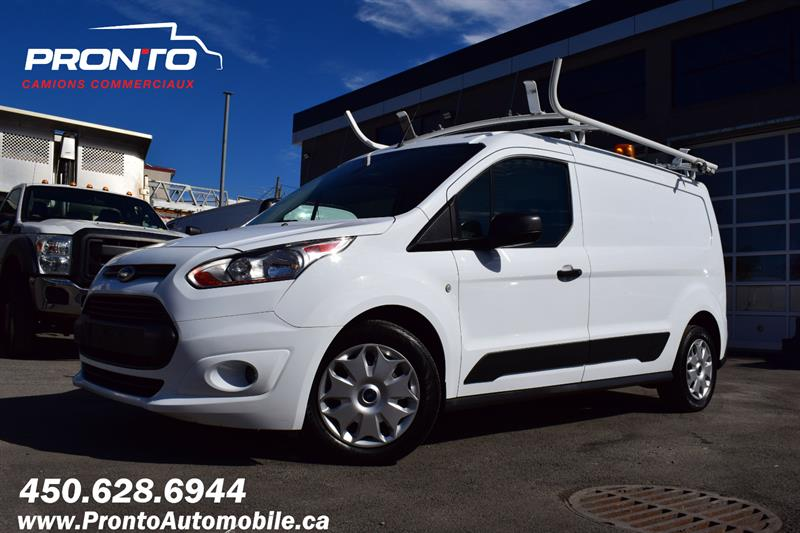 2017 Ford Transit Connect XLT ** FULL RACK ** 1 proprio ** #1360