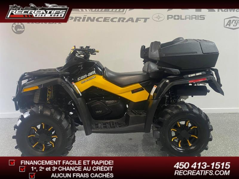 Can-am Outlander Max 800R 2007