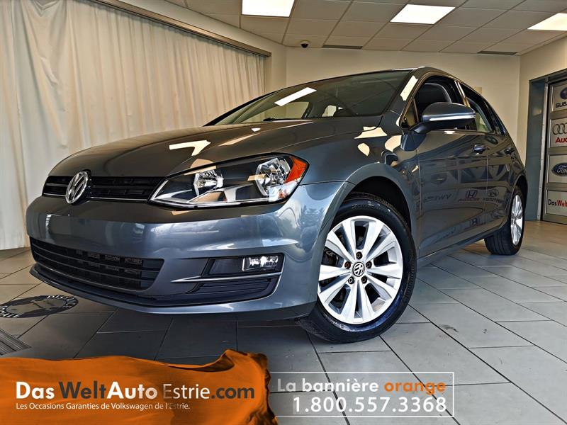 2017 Volkswagen Golf 5-Door