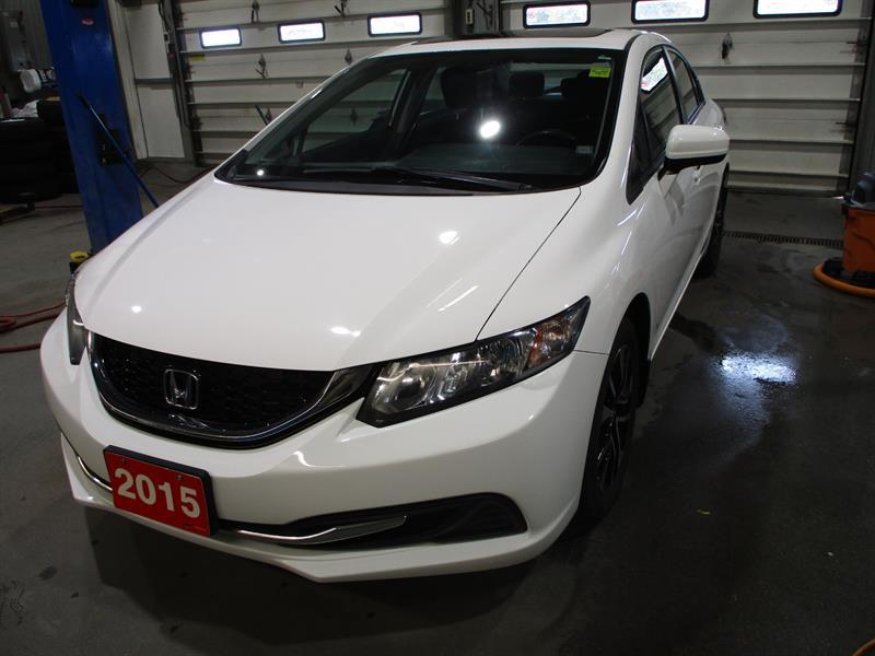 2015 Honda Civic Sedan 4dr Man EX #FH044895A