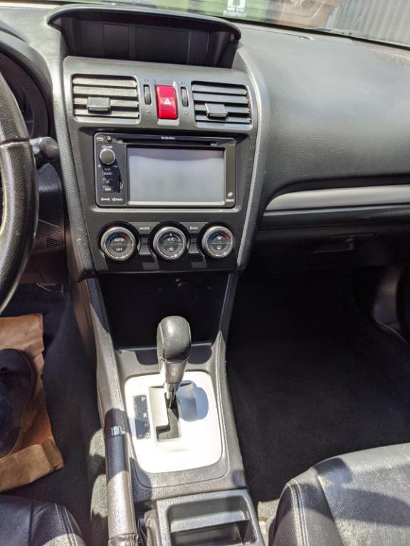 Subaru XV Crosstrek 10