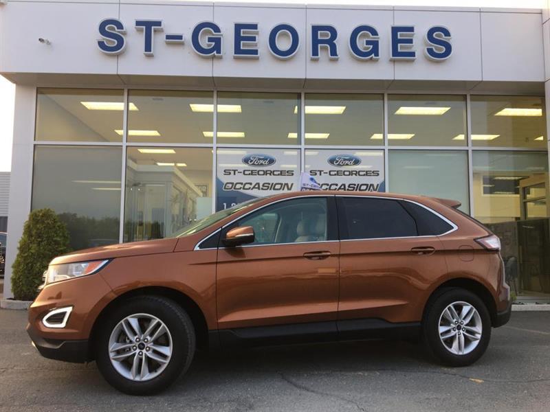Ford Edge Sel Awd TOIT GPS ANGLE MORT VO 2017