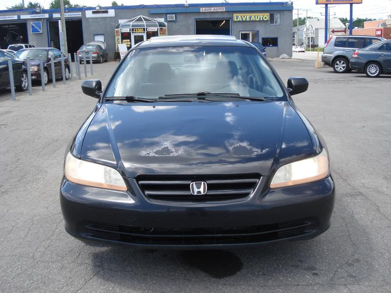 Honda Accord Sdn 2001