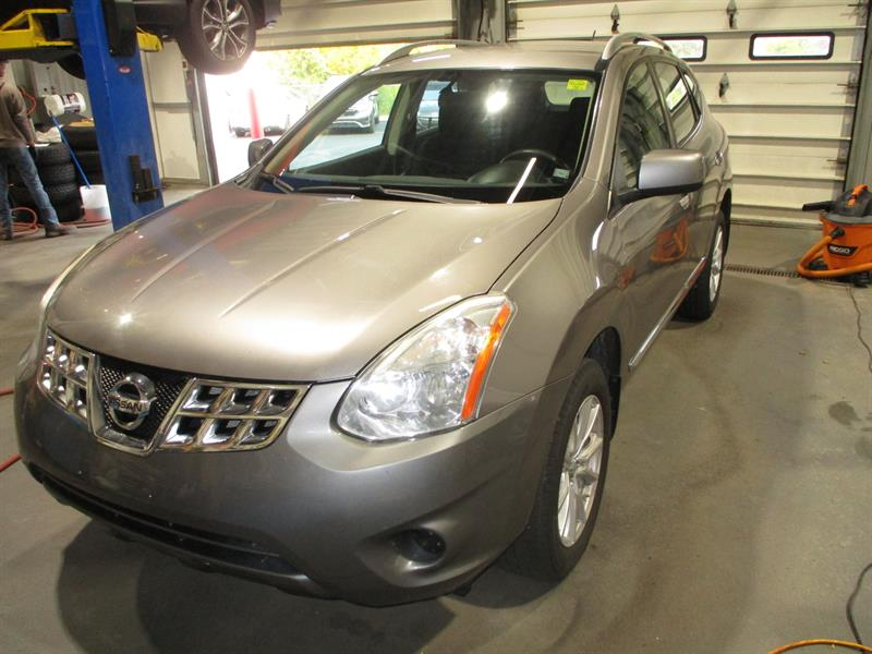 2013 Nissan Rogue AWD 4dr #DW141345A