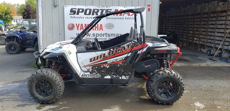 Arctic Cat Wildcat Sport 2015