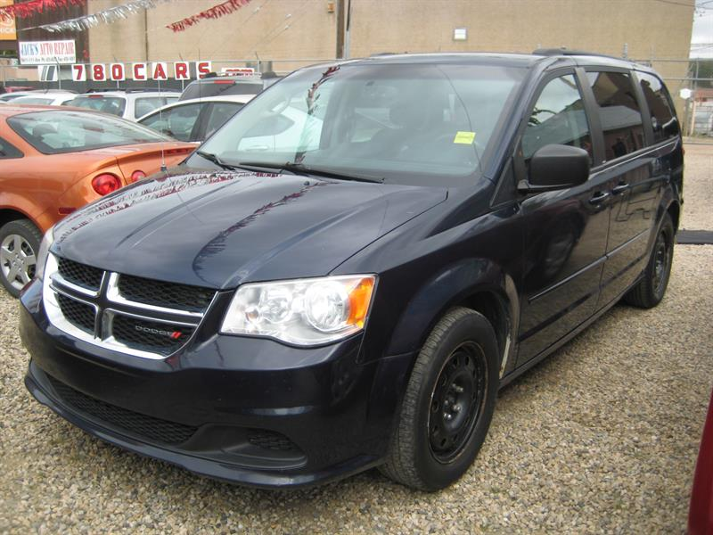 2013 Dodge Grand Caravan 4dr Wgn SXT #761916
