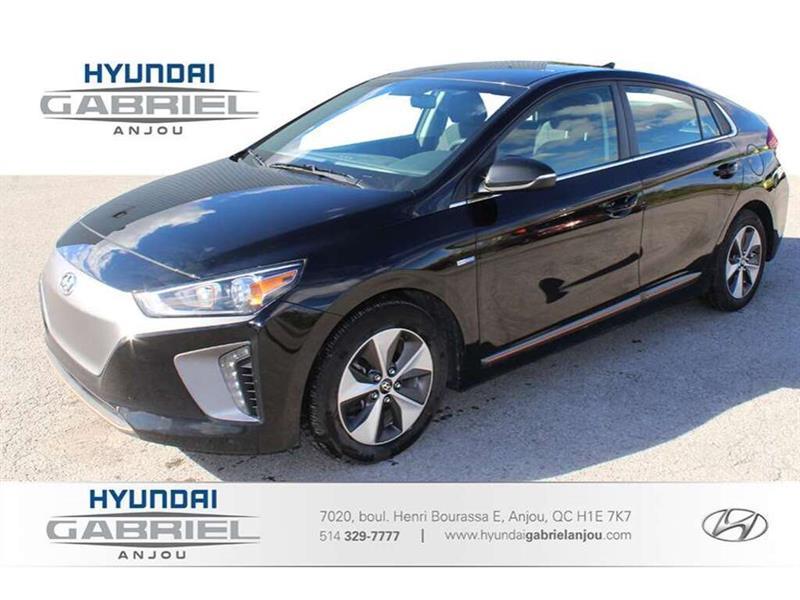 Hyundai Ioniq PREFERED UN SEUL PROPRIETAIRE  2019