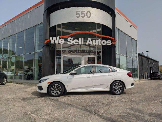 2018 Honda Civic Sedan EX #18HC23767