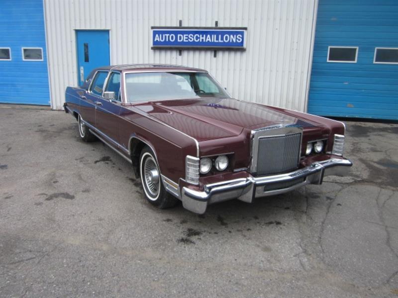 1979 Lincoln Azure