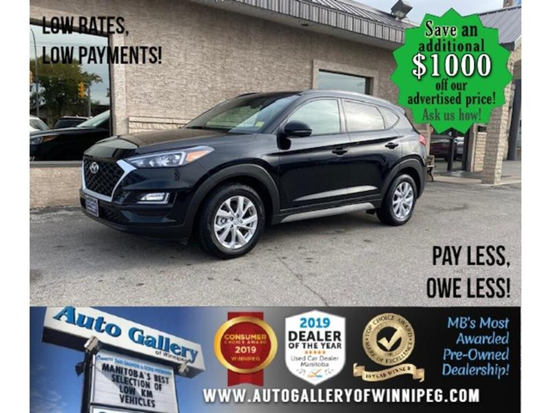 2020 Hyundai Tucson Preferred* Awd/Pano/Htd seats #24589
