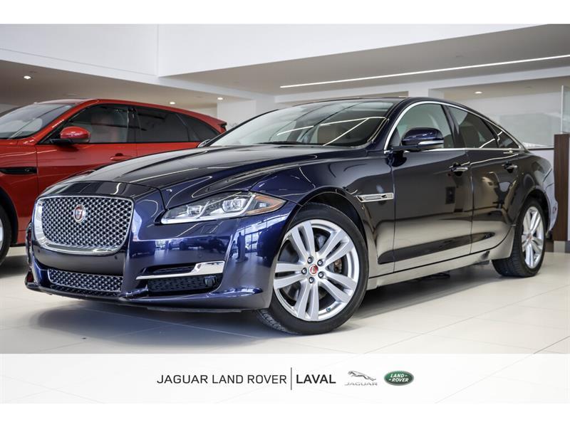 Jaguar XJ Series Portfolio AWD *BALANCE DE GARA 2016