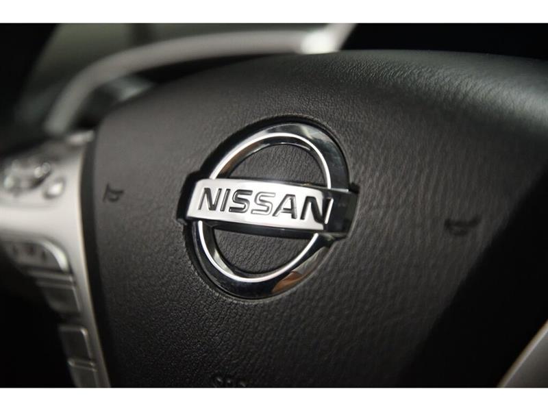 Nissan Murano 22