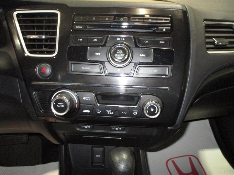 Honda Civic Sedan 8