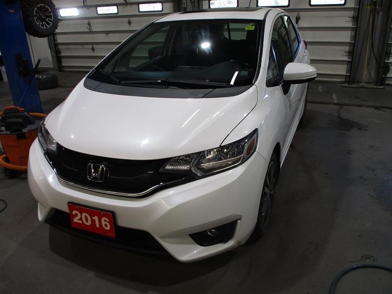 2016 Honda Fit 5dr HB CVT EX #GM101271A