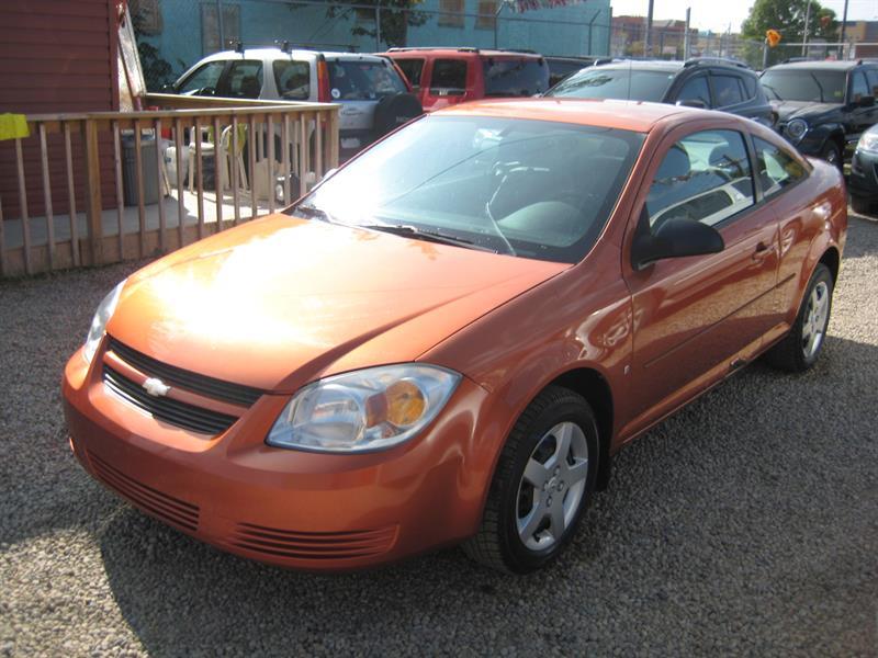 2006 Chevrolet Cobalt 2dr Cpe LS #744988