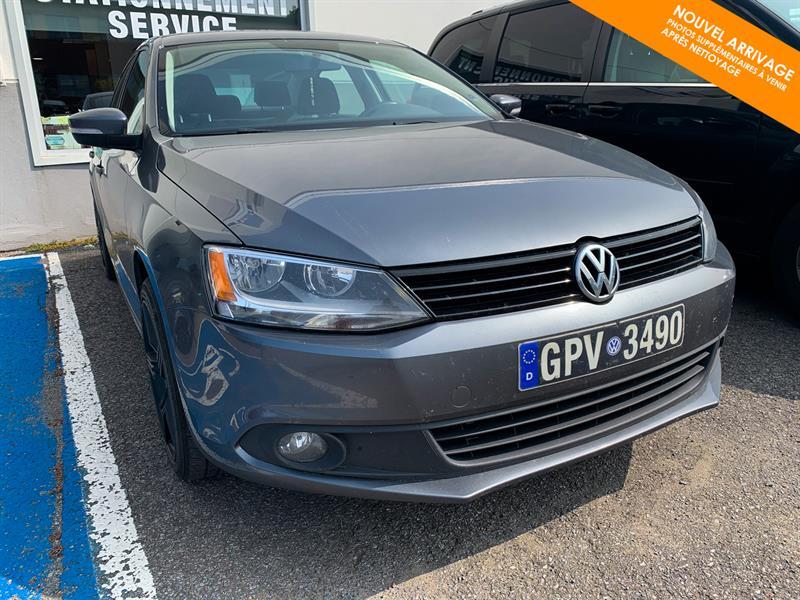 Volkswagen Jetta Sedan 2014