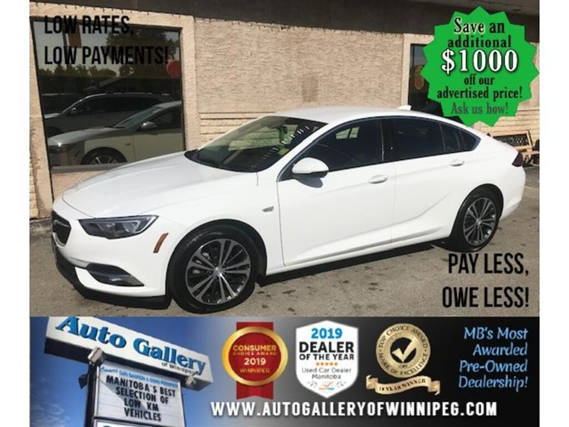 2019 Buick Regal Preferred II* B.cam/B.tooth #24583