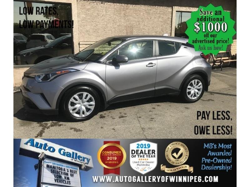 2019 Toyota C-HR LE* B.cam/B.tooth #24594
