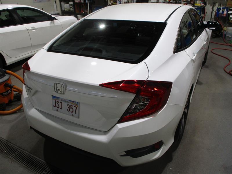 Honda Civic Sedan 3