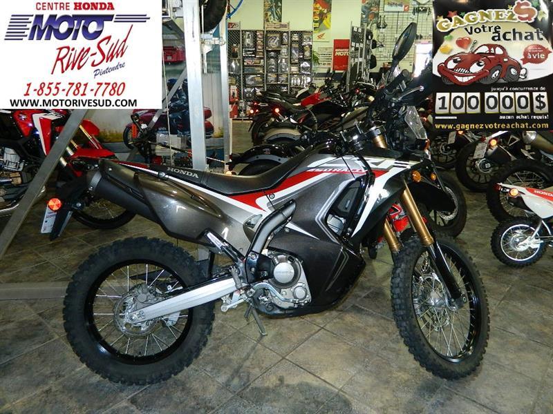 Honda CBR250RA 2019