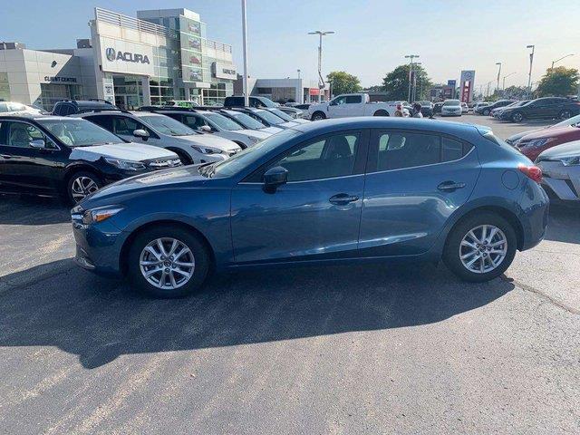 2018 Mazda Mazda3 Sport GS #18M331289