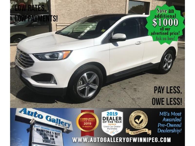 2019 Ford EDGE SEL* Awd/Navi/Htd seats/Pano #24596
