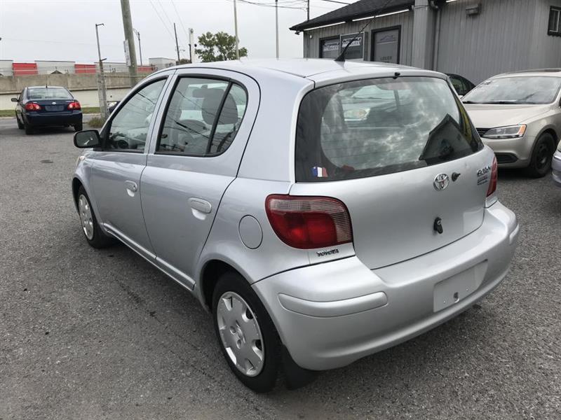 Toyota Echo 4