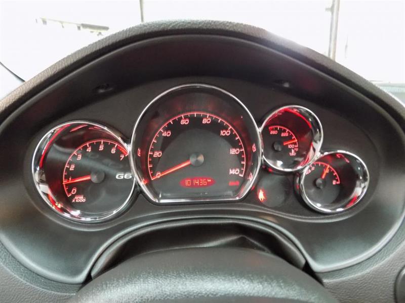 Pontiac G6 Coupe 15